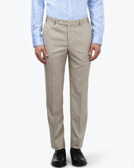 Park Avenue Fawn Super Slim Fit Trouser