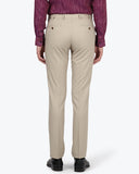 Park Avenue Khaki Super Slim Fit Trouser