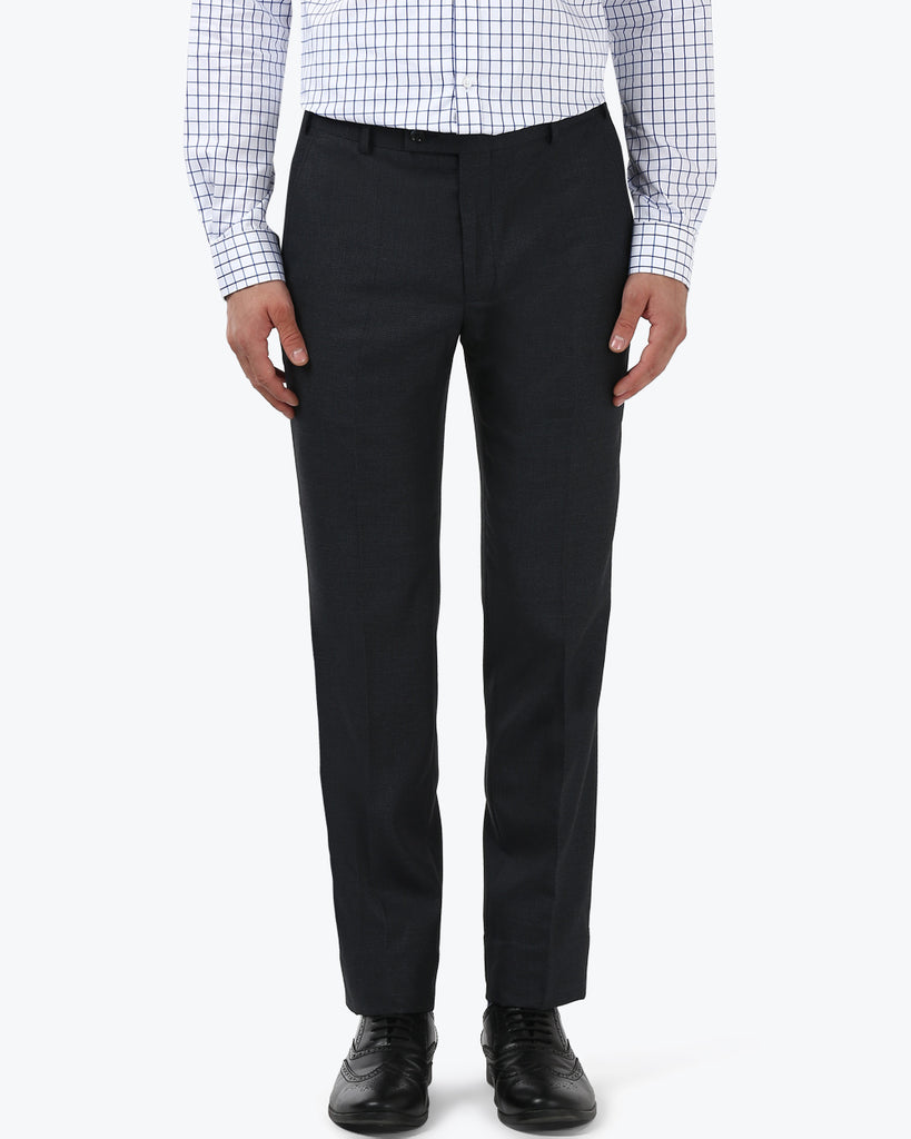 Park Avenue Blue Super Slim Fit Trouser