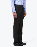 Park Avenue Black Comfort Fit Trouser