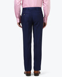 Park Avenue Dark Blue Neo Fit Trouser