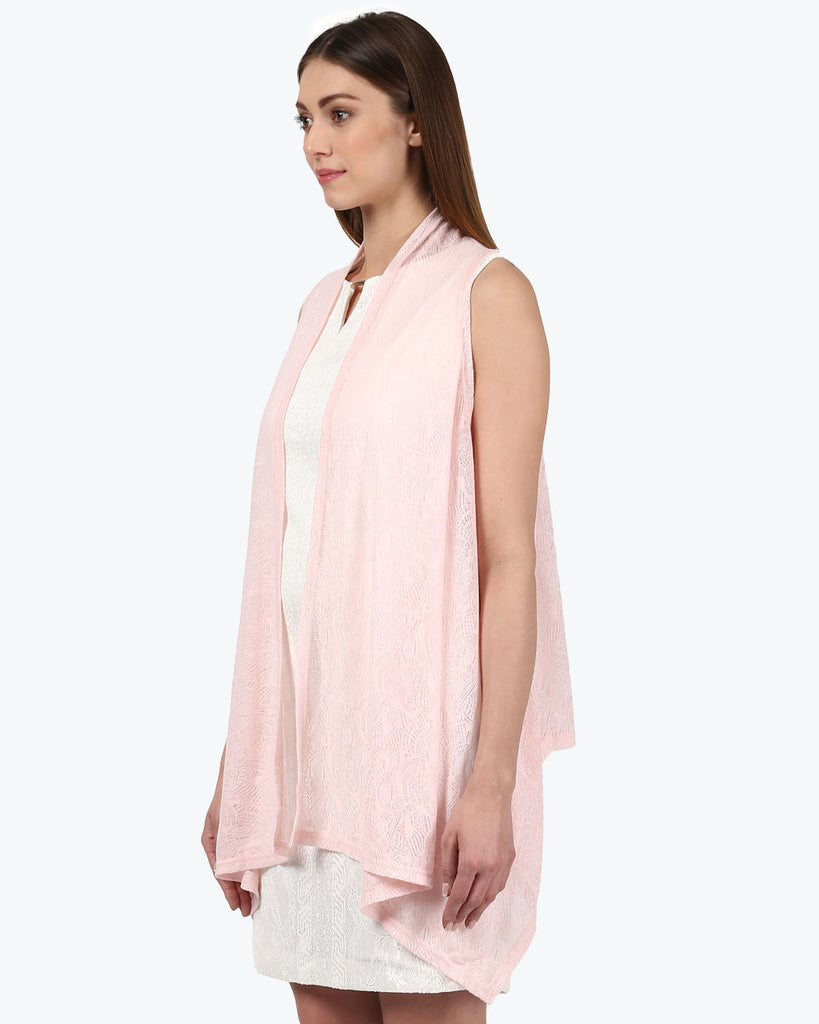 Park Avenue Woman Pink Regular Fit Tops