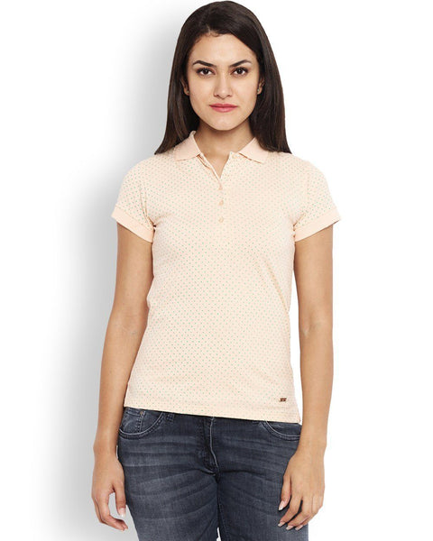 Park Avenue Fawn Regular Fit Woman T-Shirt