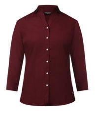 Park Avenue Woman Purple Regular Fit Shirt