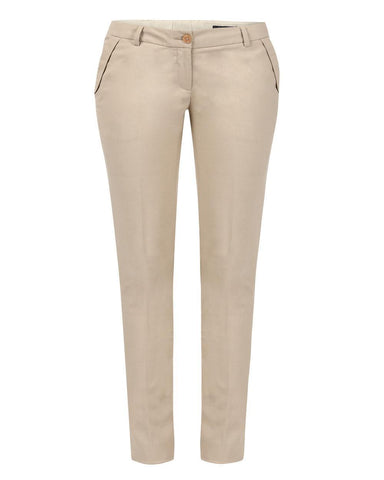 Park Avenue Woman Fawn Tapered Fit Trouser