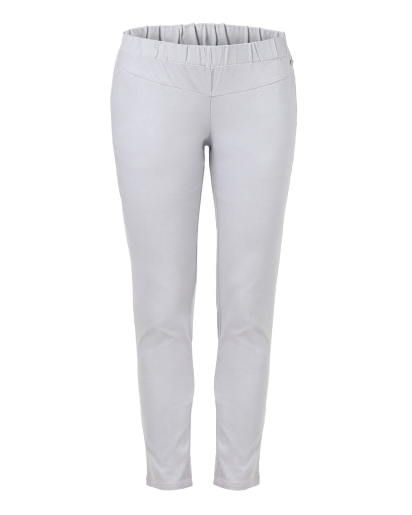 995c381727348 Buy Park Avenue Woman Grey Regular Fit Trouser Online
