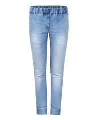 Park Avenue Woman Medium Blue Comfort Fit Jeans