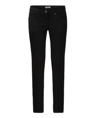 Park Avenue Woman Black Power Skinny Jeans