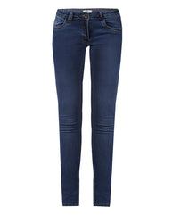 Park Avenue Woman Dark Blue Power Skinny Jeans