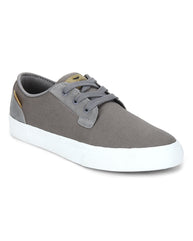 Park Avenue Dark Grey Casual Shoes