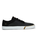 Park Avenue Black Casual Shoes