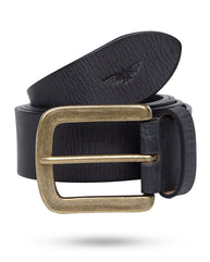 Park Avenue Black Regular Fit Belt