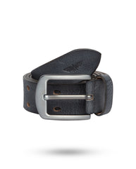 Park Avenue Grey Regular Fit Belt