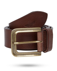 Park Avenue Brown Regular Fit Belt