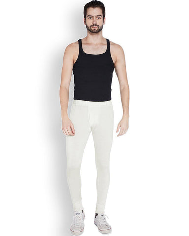 Park Avenue  White Regular Fit Thermal Wear
