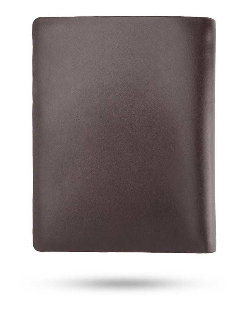 Park Avenue Brown Leather Wallets
