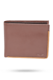 Park Avenue Brown Leather Wallet