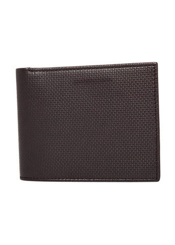 Park Avenue Maroon Leather Wallet