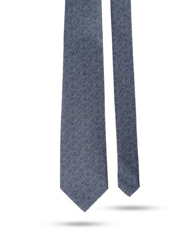 Park Avenue Grey Silk Tie