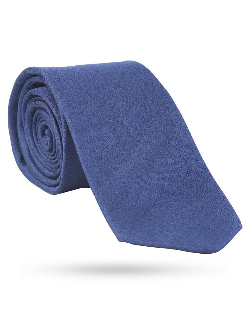 Park Avenue Dark Blue Silk Tie