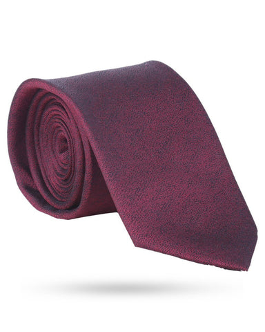 Park Avenue Maroon Silk Ties