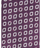 Park Avenue Purple Polyester Ties