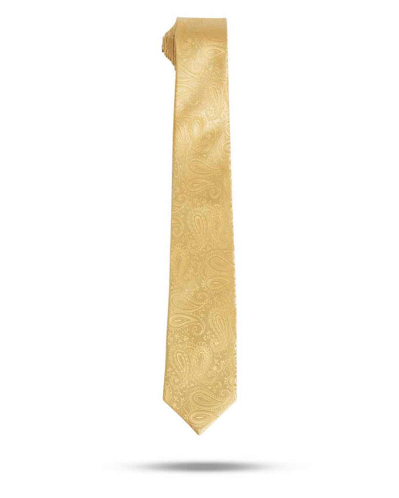 Park Avenue Dark Yellow Neck Tie
