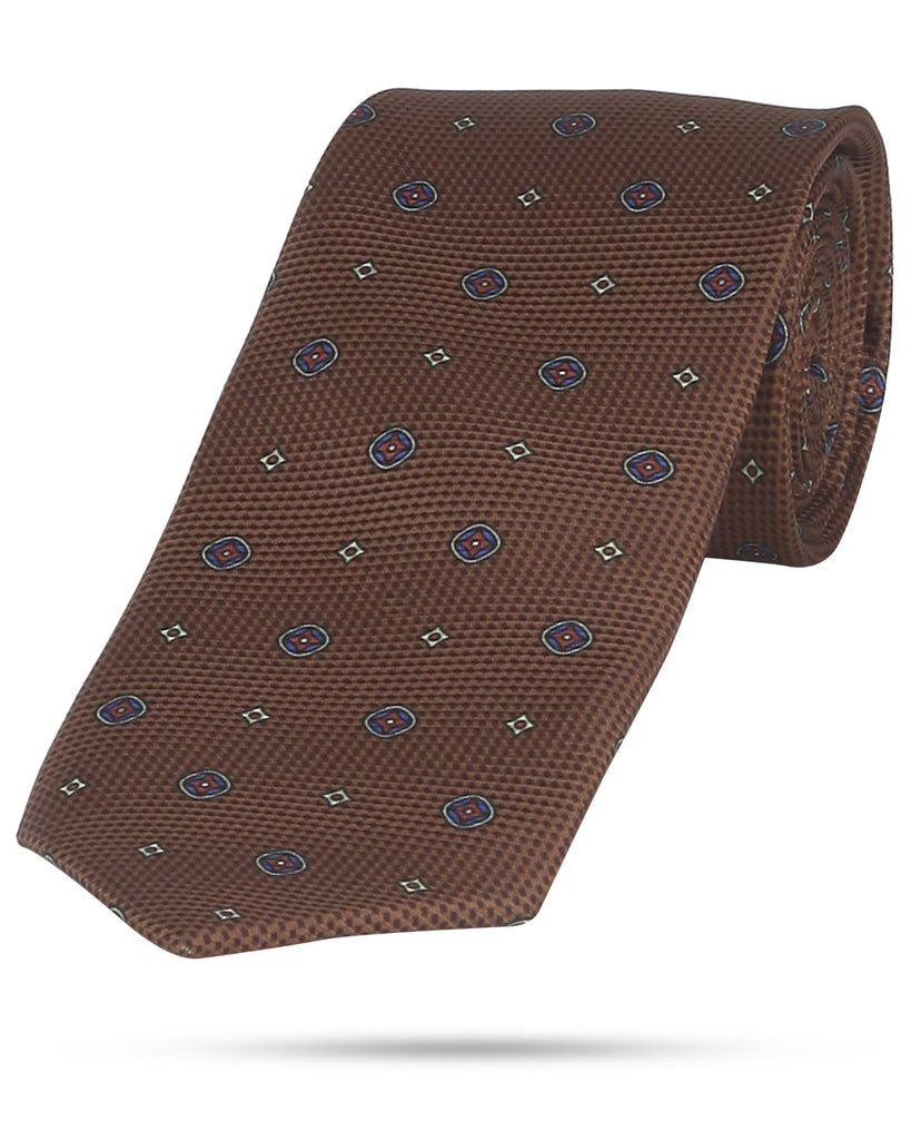 Park Avenue Dark Brown Neck Tie