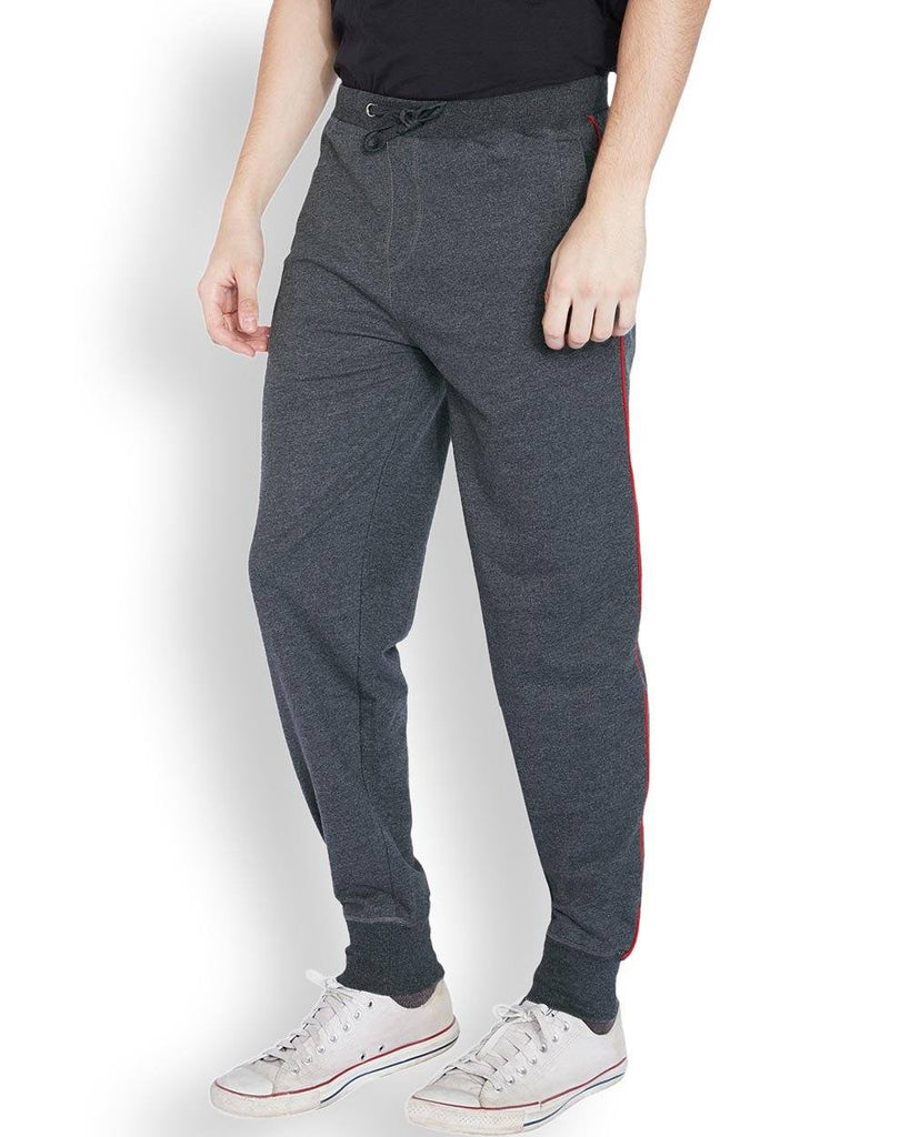 Park Avenue  Grey Regular Fit Lounge Wear