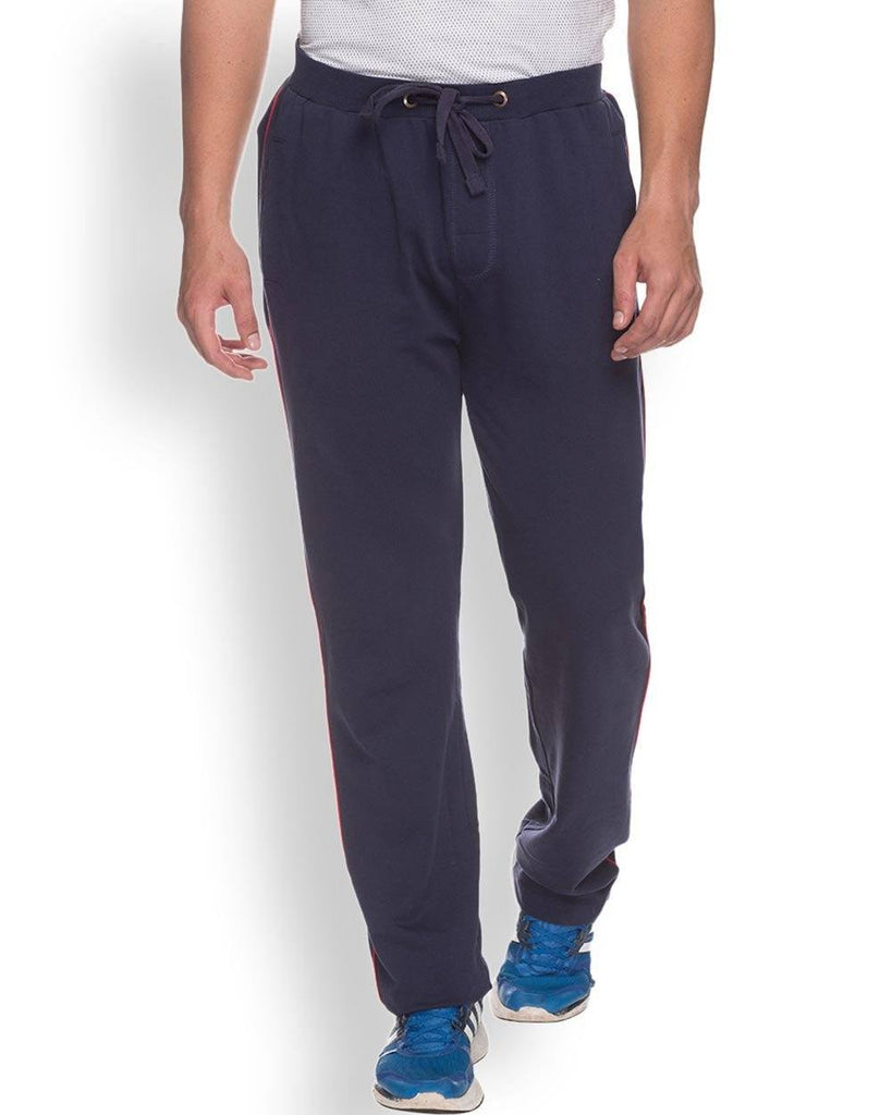 Park Avenue  Blue Slim Fit Lounge Wear