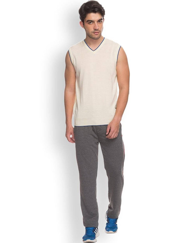 Park Avenue  Grey Slim Fit Lounge Wear