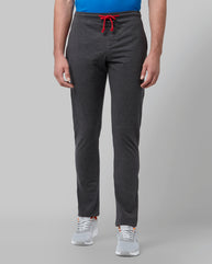 Park Avenue Grey Regular Fit Loungewear