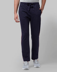 Park Avenue Blue Slim Fit Loungewear