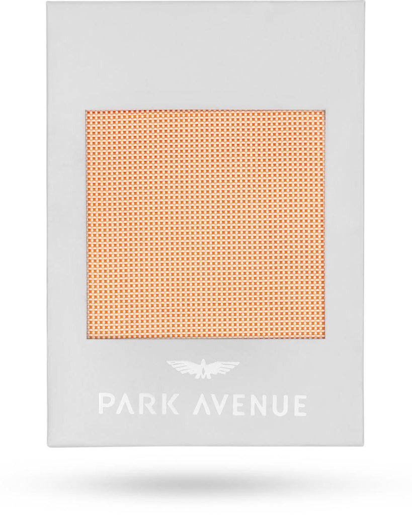 Park Avenue Medium Red Pocket Square