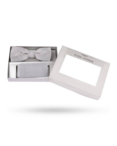 Park Avenue Grey Silk Giftsets