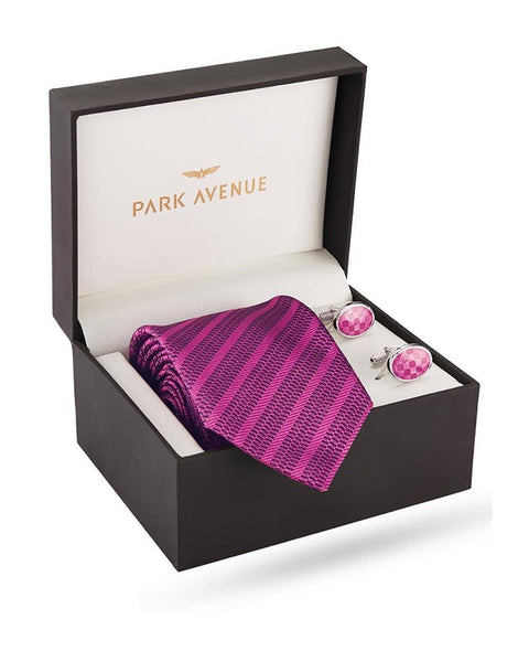 Park Avenue Red Polyester Blend Giftsets