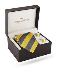 Park Avenue Yellow Polyester Blend Giftset