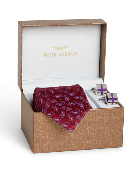 Park Avenue Red Giftset