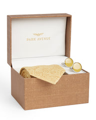Park Avenue Yellow Giftset