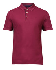 Raymond Dark Maroon Contemporary  T-Shirt