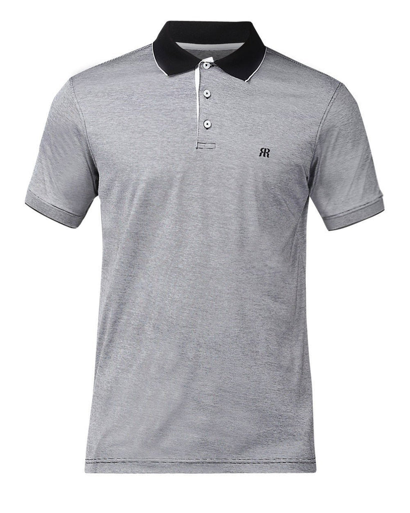 Raymond Black Contemporary Fit T-Shirt