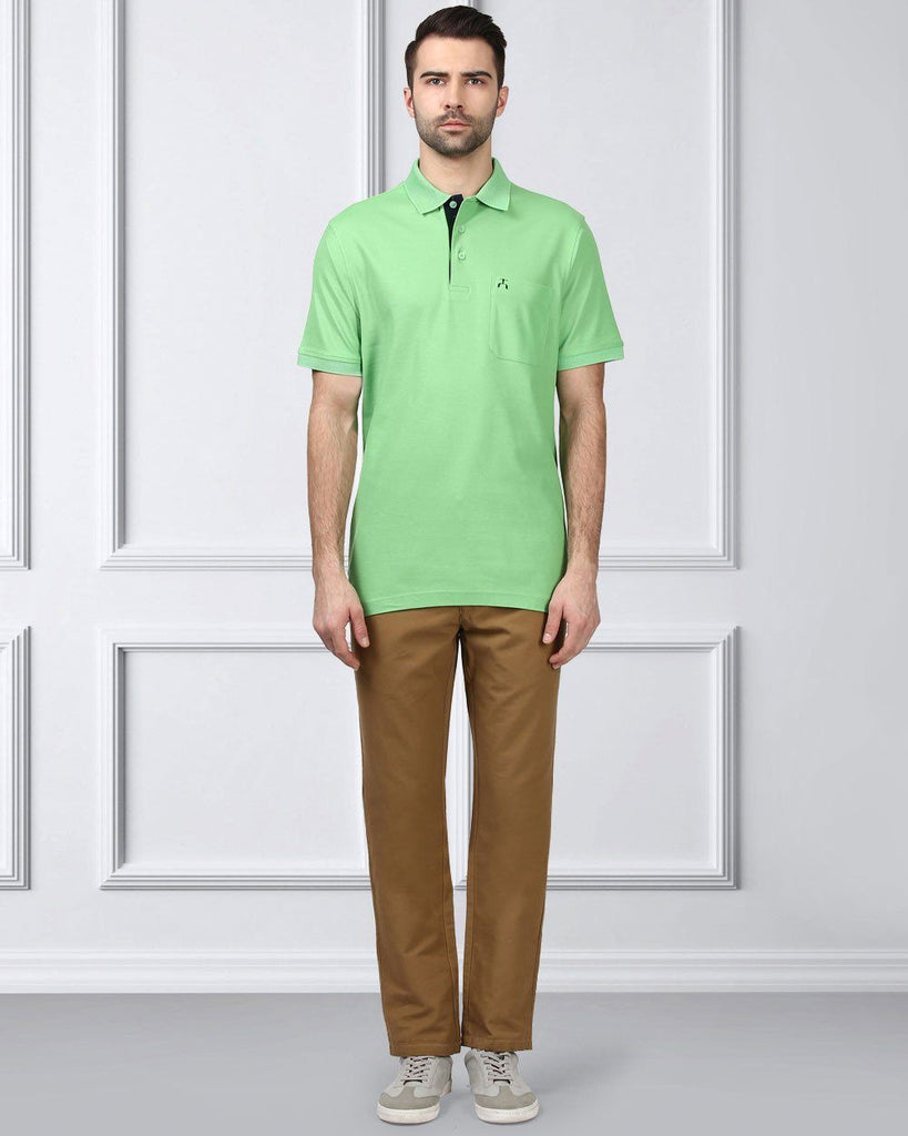 Raymond Green Supima Cotton Contemporary Fit T-Shirt