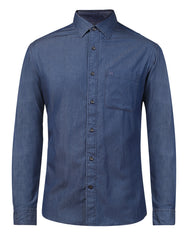 Raymond Indigo Slim Fit Shirt