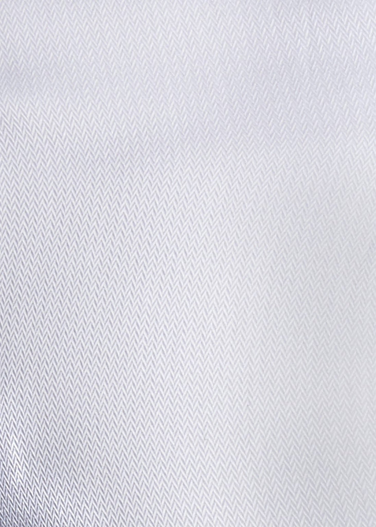Raymond Eternal White Structure  Shirt