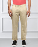Raymond Khaki Contemporary Fit Trouser