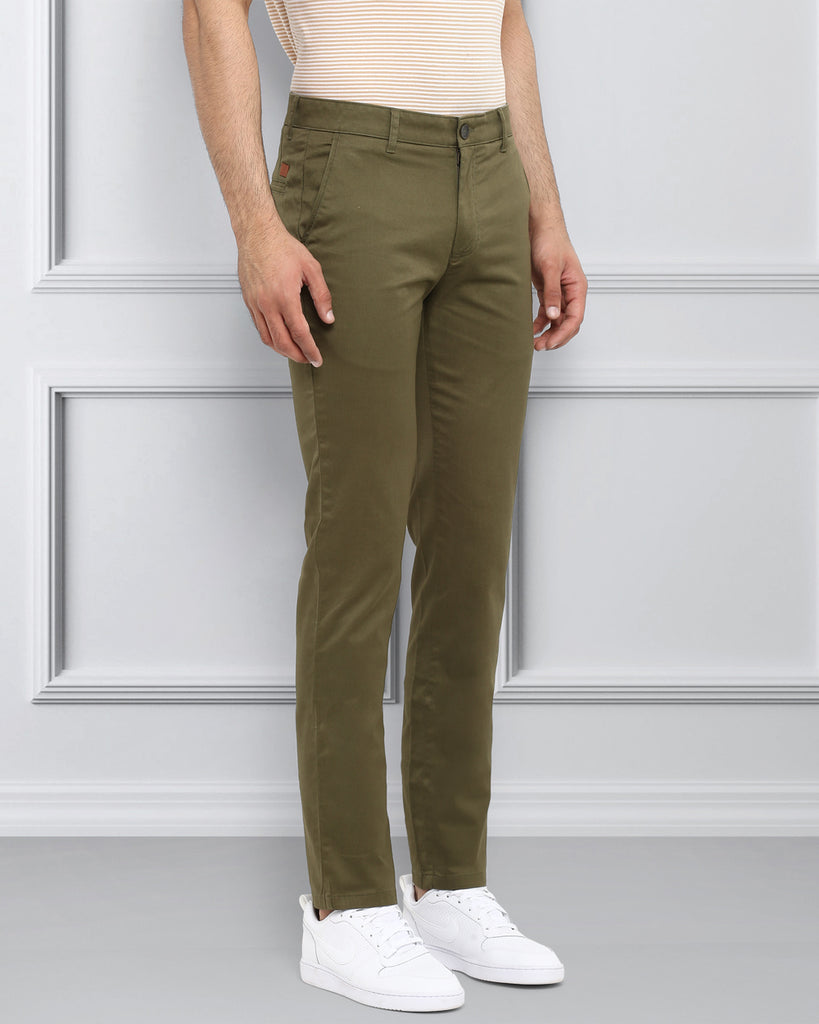 Raymond Green Slim Fit Trouser