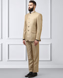 Raymond Dark Fawn Contemporary Fit Suit