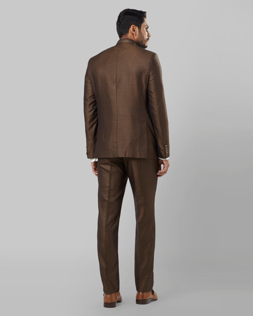 Raymond Brown Regular Fit Suit