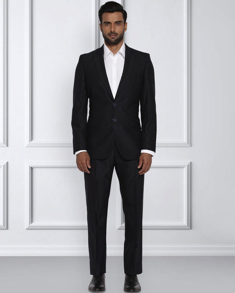 Raymond Black Contemporary Fit Suit