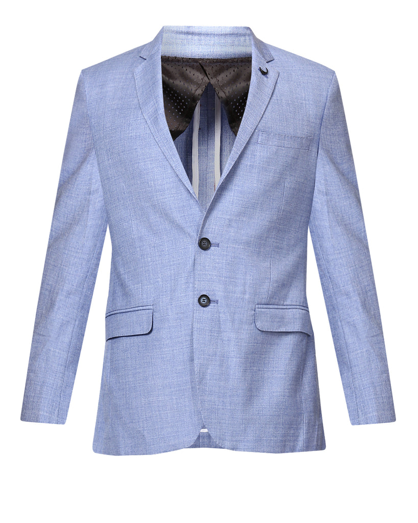 Raymond Blue Contemporary Fit Suit
